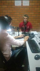 Entrevista com o Prefeito do Municipio de Balneário Barra do Sul